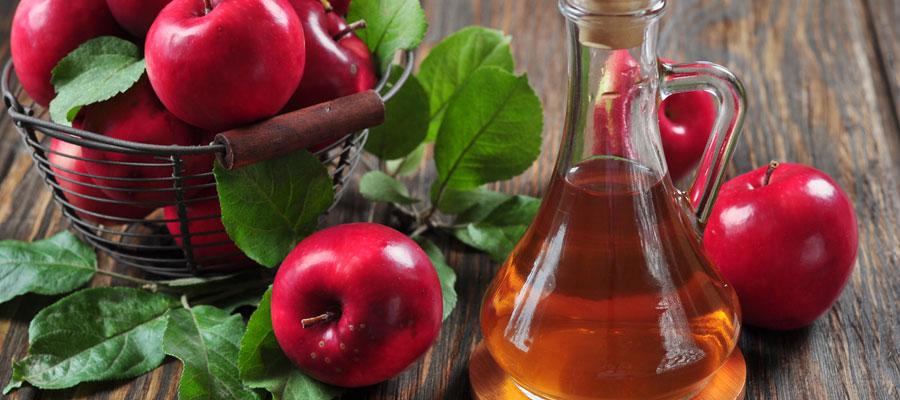 Optez pour le vinaigre de cidre